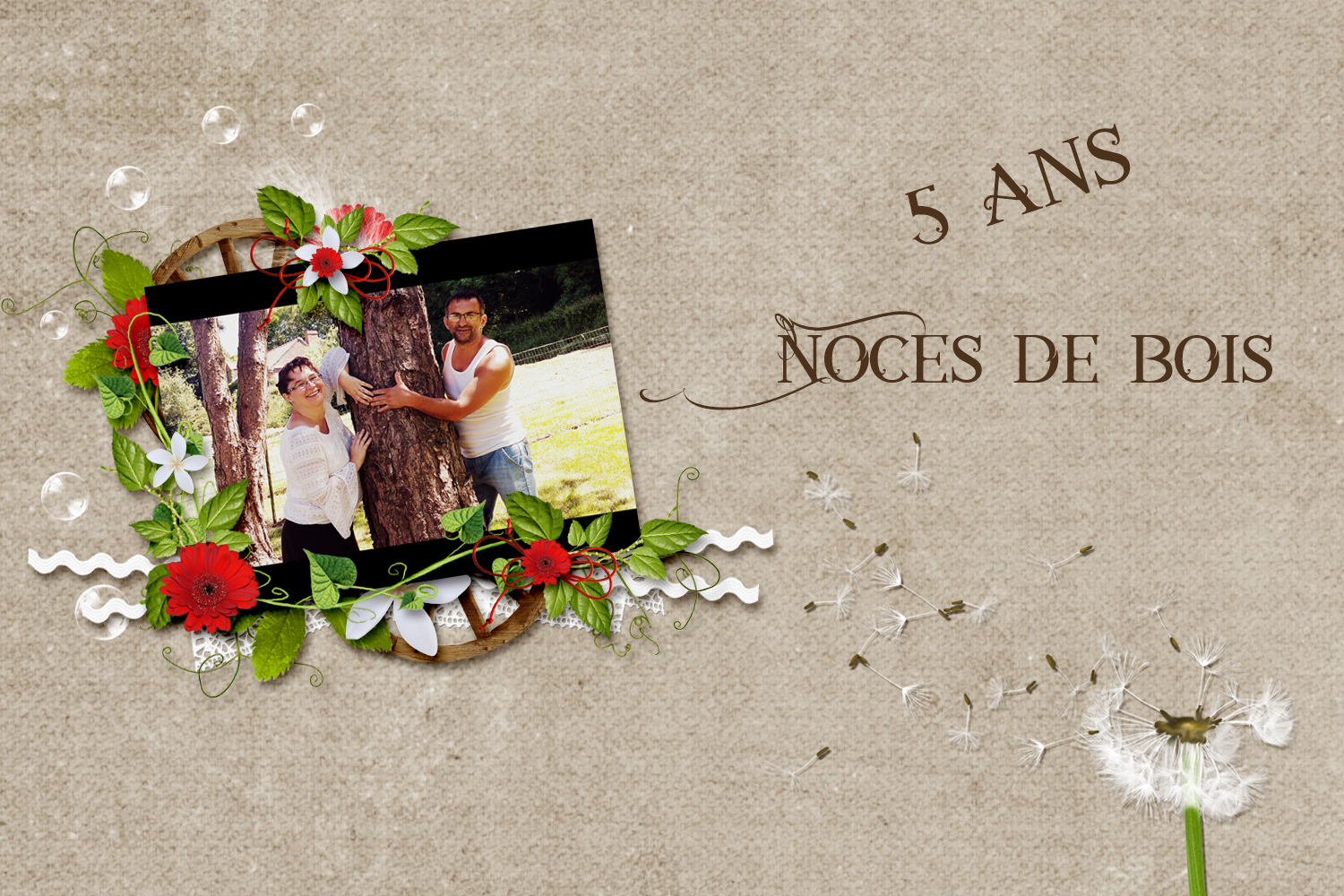 5 ans mariage