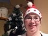 14/12 - Zumba de Noël ce soir... on a bien transpiré...